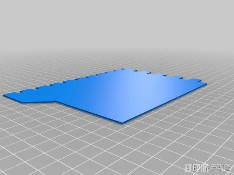 Cyvasse锡瓦斯棋(非官方游戏) 3D模型  图12