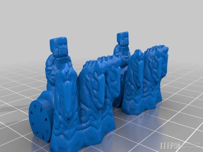 Cyvasse锡瓦斯棋(非官方游戏) 3D模型  图18