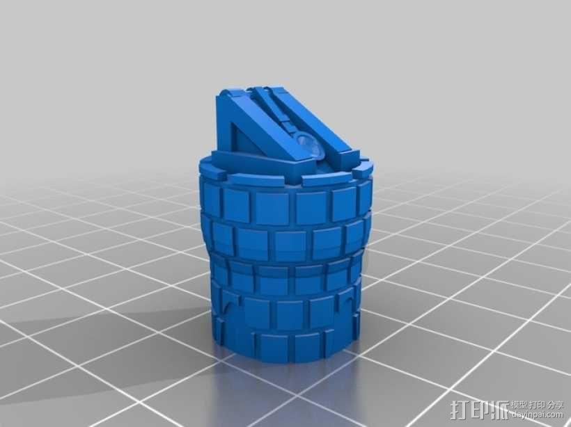 Cyvasse锡瓦斯棋(非官方游戏) 3D模型  图20