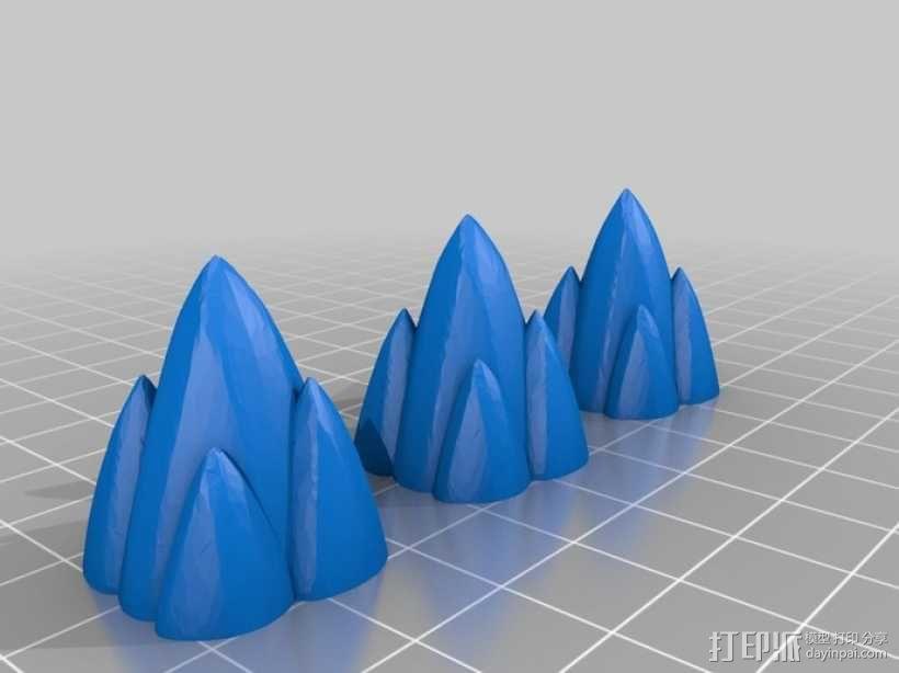 Cyvasse锡瓦斯棋(非官方游戏) 3D模型  图25