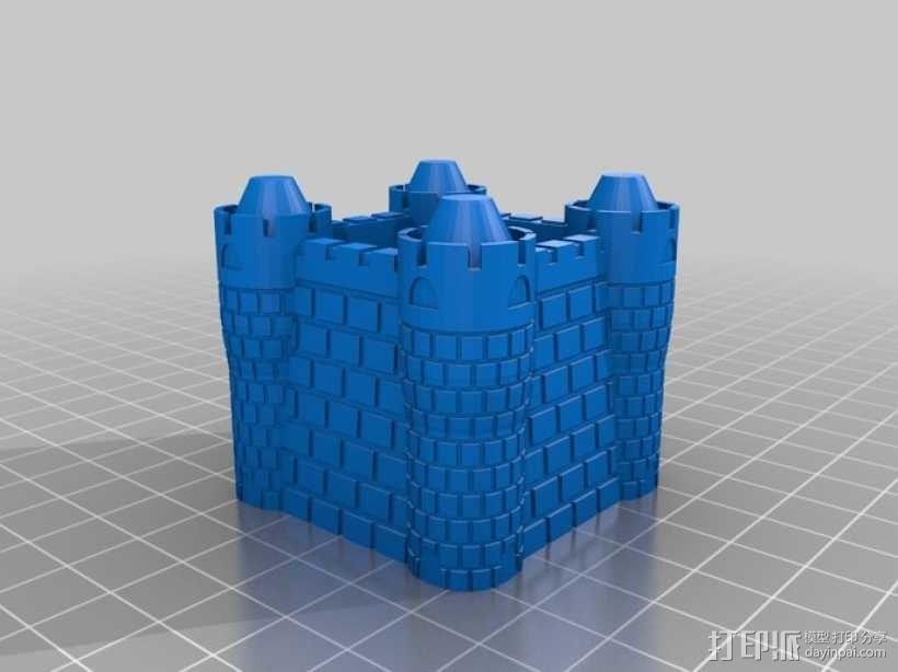 Cyvasse锡瓦斯棋(非官方游戏) 3D模型  图24