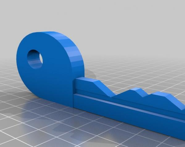 藏宝箱 3D模型  图7