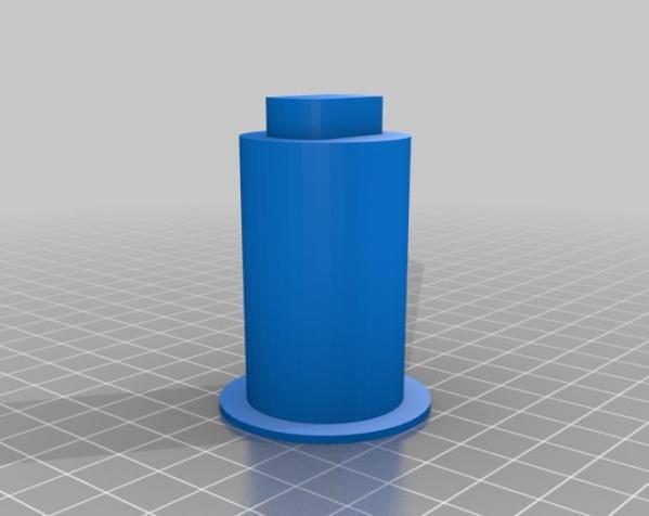 藏宝箱 3D模型  图6