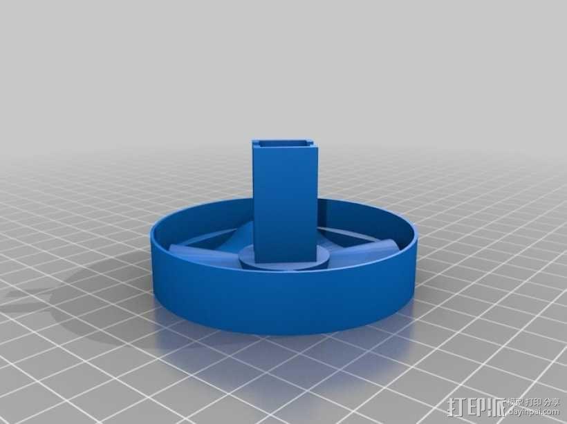 旋转木马 3D模型  图3