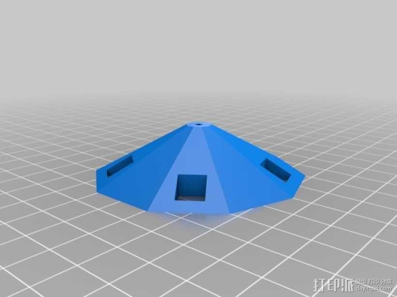 旋转木马 3D模型  图6