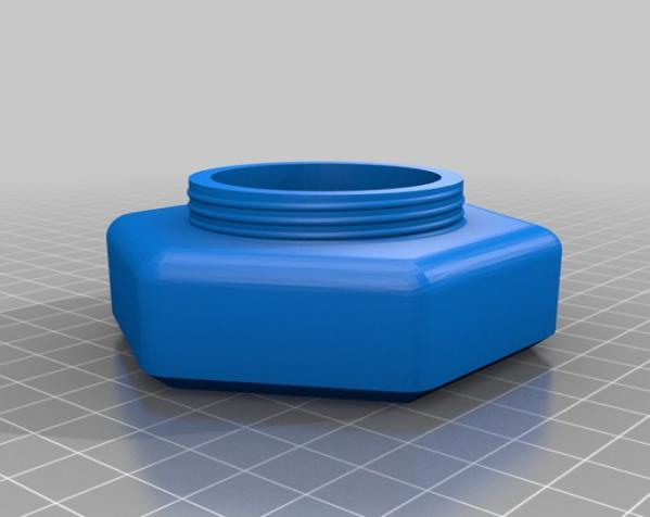 玩具螺钉 3D模型  图5
