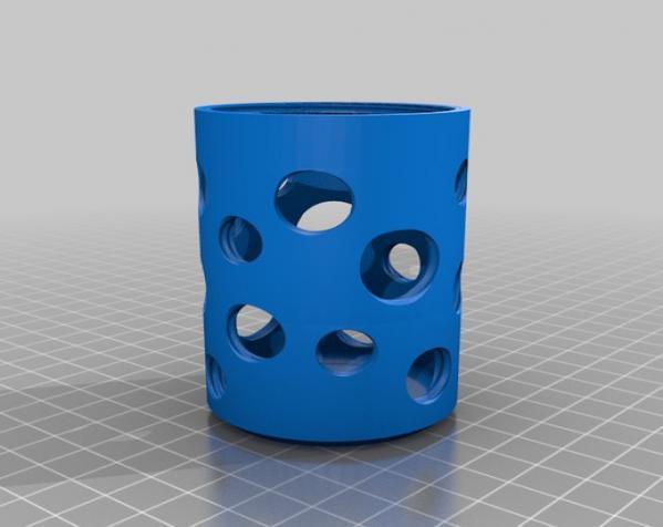 玩具螺钉 3D模型  图6