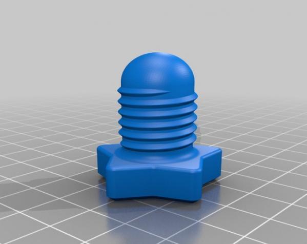 玩具螺钉 3D模型  图9