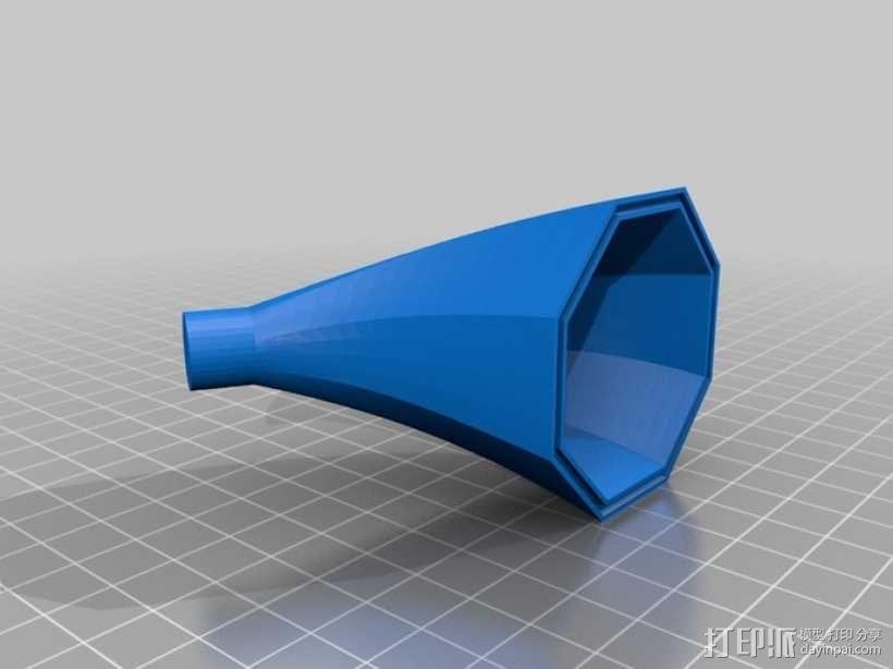 香蕉造型的存钱罐 3D模型  图5