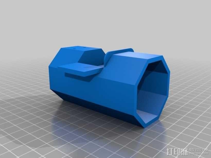 香蕉造型的存钱罐 3D模型  图6