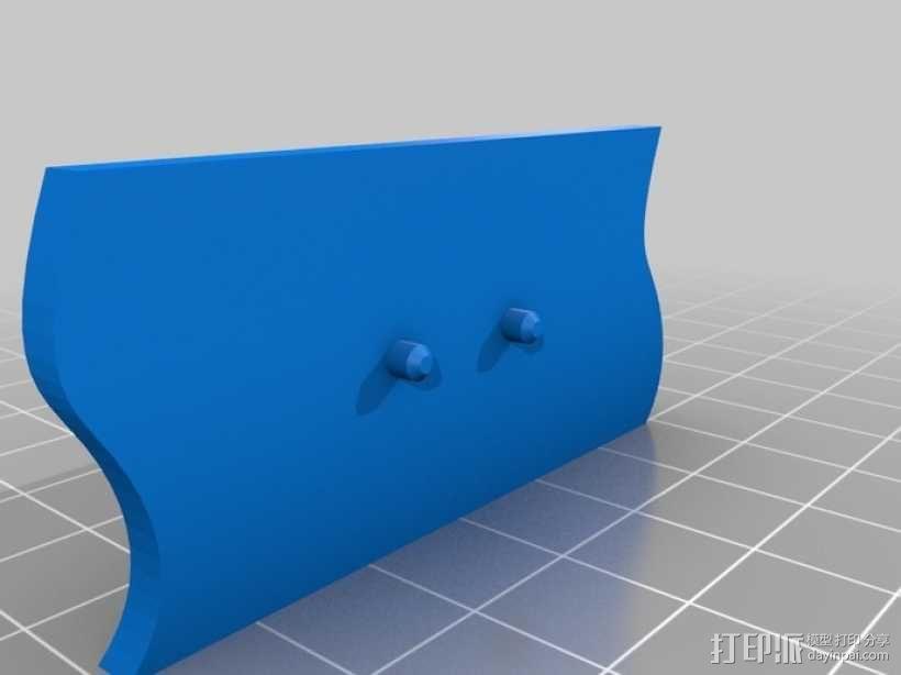 香蕉造型的存钱罐 3D模型  图12