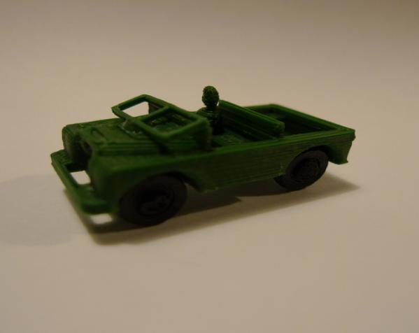 1948 路虎汽车SWB 3D模型  图8