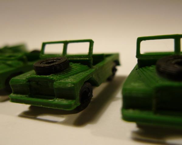 1948 路虎汽车SWB 3D模型  图10