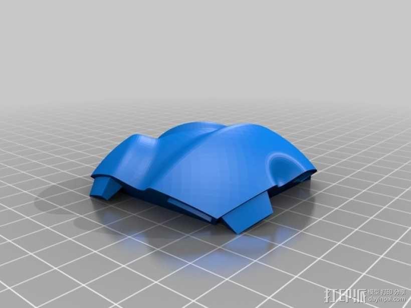 多面球体 3D模型  图3