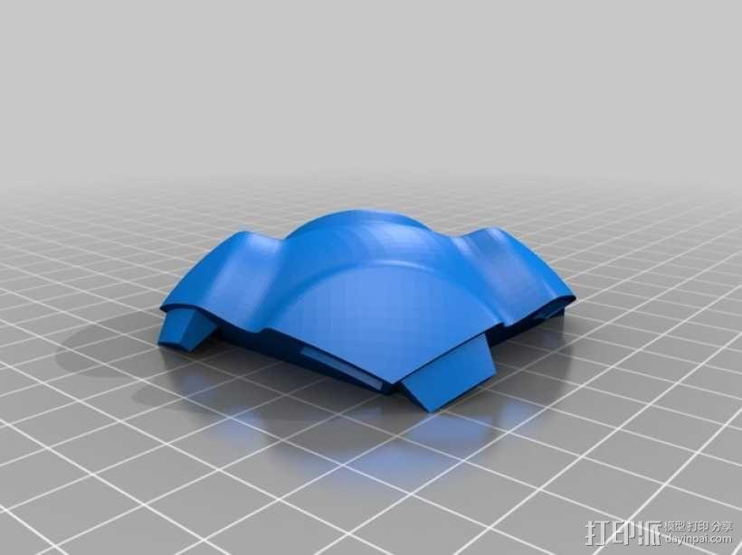 多面球体 3D模型  图4