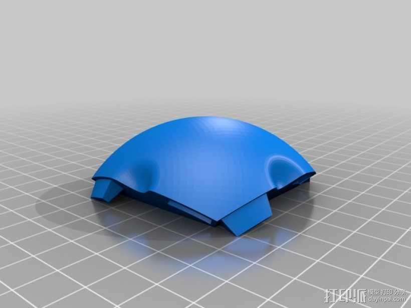 多面球体 3D模型  图6