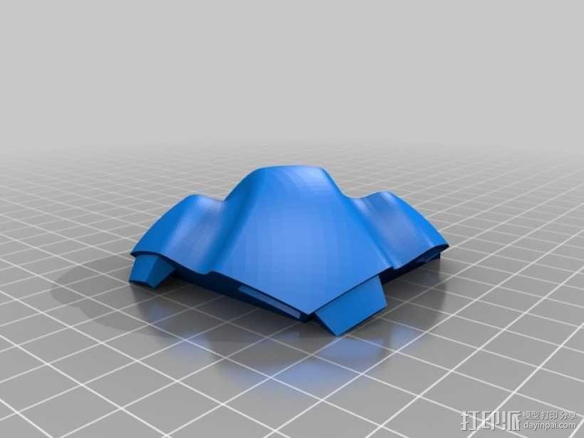 多面球体 3D模型  图5