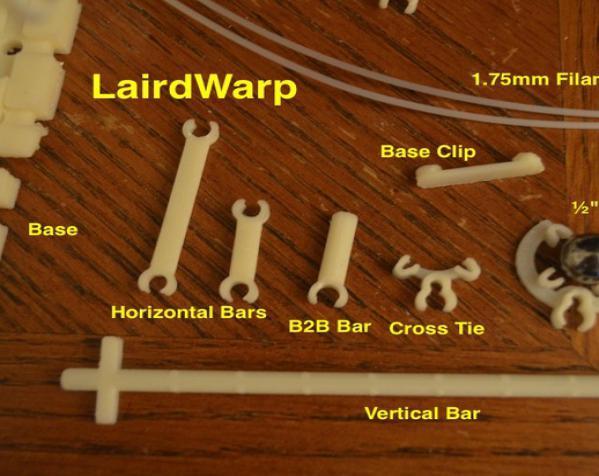 LairdWarp过山车 3D模型  图2