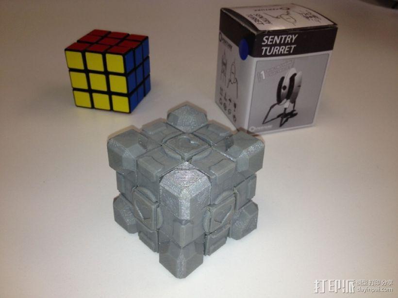 Rubik魔方 3D模型  图1