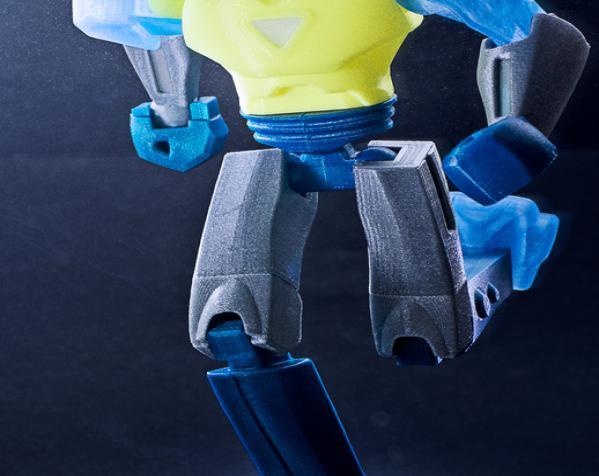 Vertex2机器人 3D模型  图3