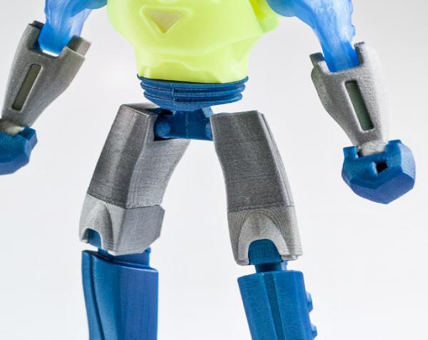 Vertex2机器人 3D模型  图2