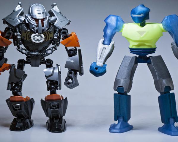 Vertex2机器人 3D模型  图6