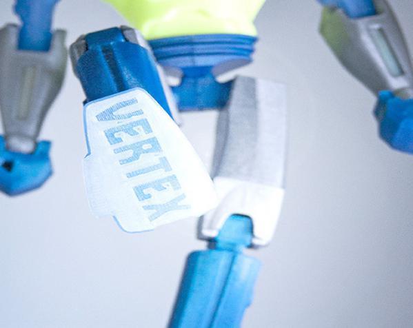 Vertex2机器人 3D模型  图5