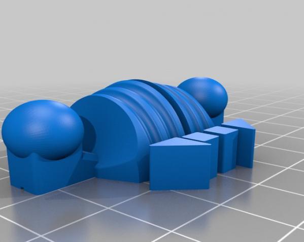Vertex2机器人 3D模型  图9