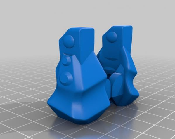 Vertex2机器人 3D模型  图10