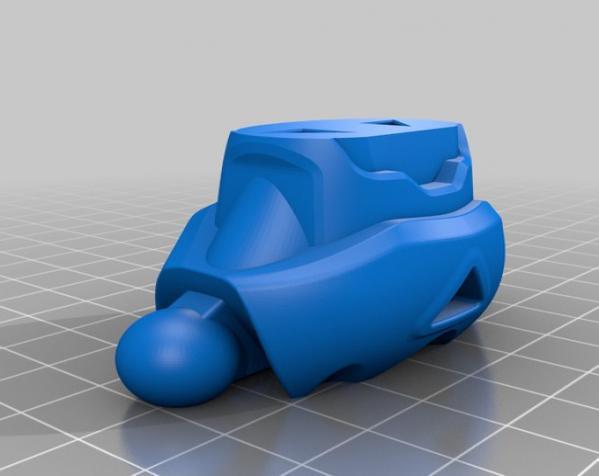 Vertex2机器人 3D模型  图14