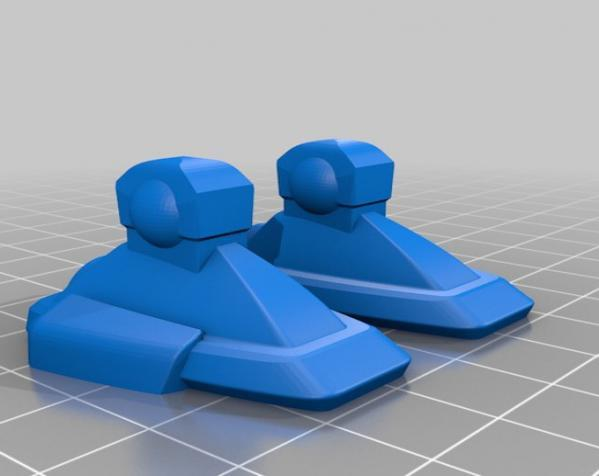 Vertex2机器人 3D模型  图17