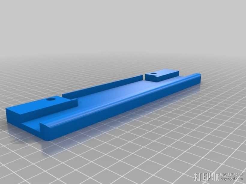 风车形挂钩 3D模型  图10