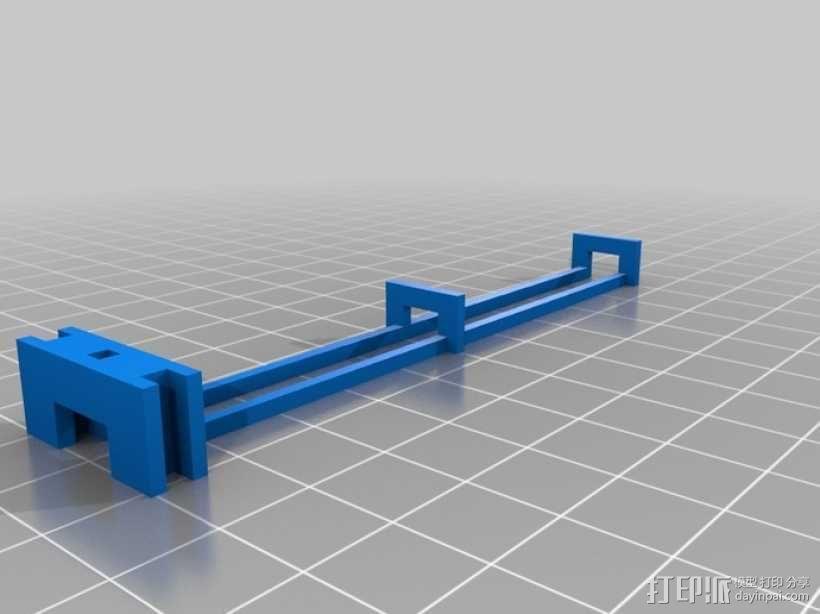 滚珠滑道模型Marblevator 3D模型  图9