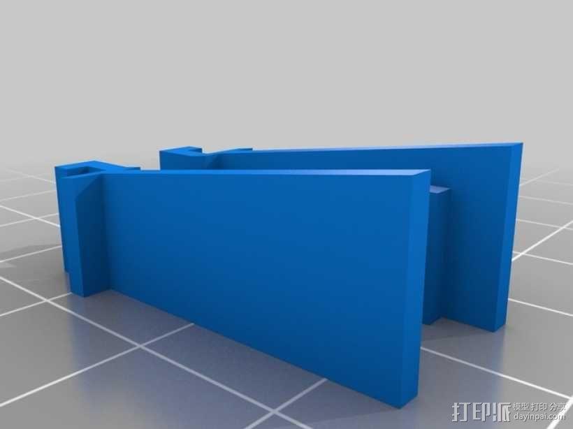 滚珠滑道模型Marblevator 3D模型  图16