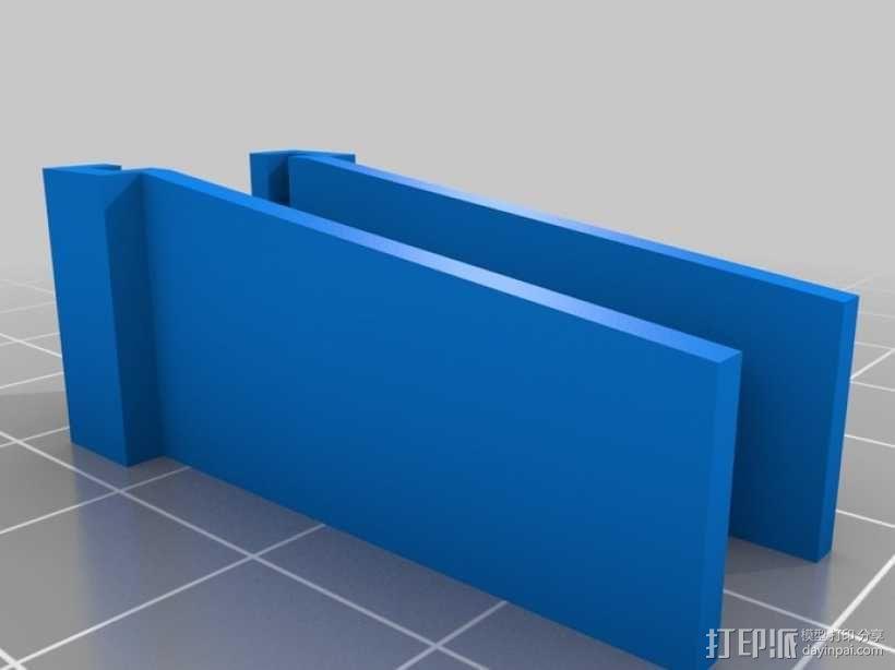 滚珠滑道模型Marblevator 3D模型  图15