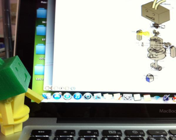 M-Girl玩偶 3D模型  图9