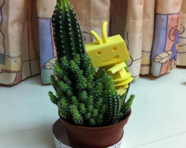 M-Girl玩偶 3D模型  图13
