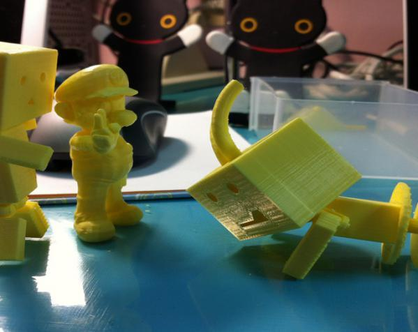 M-Girl玩偶 3D模型  图11