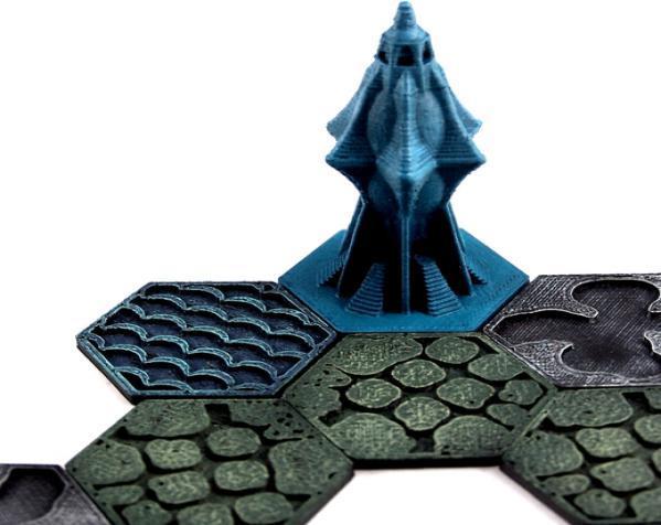 Pocket-Tactics战略棋盘游戏 3D模型  图2