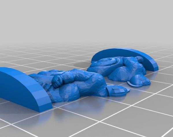 Pocket-Tactics战略棋盘游戏 3D模型  图12