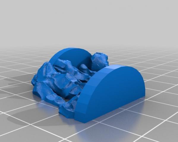 Pocket-Tactics战略棋盘游戏 3D模型  图13