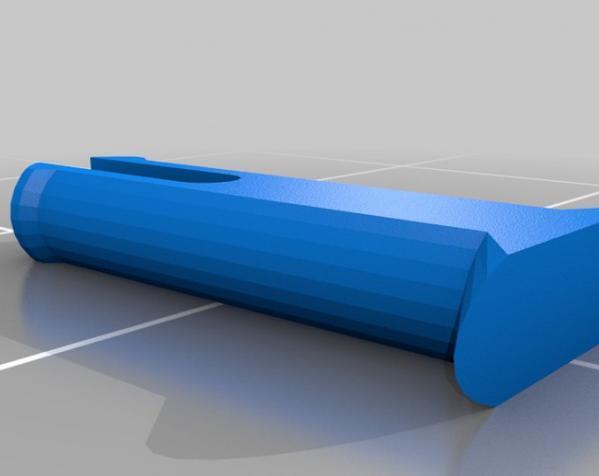 涡轮驱动的小汽车 3D模型  图8