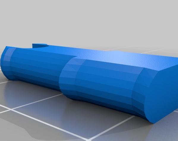 涡轮驱动的小汽车 3D模型  图9