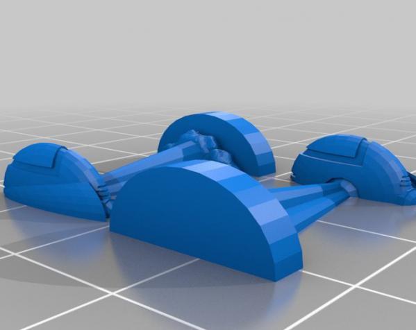 诺亚方舟棋牌游戏 3D模型  图2