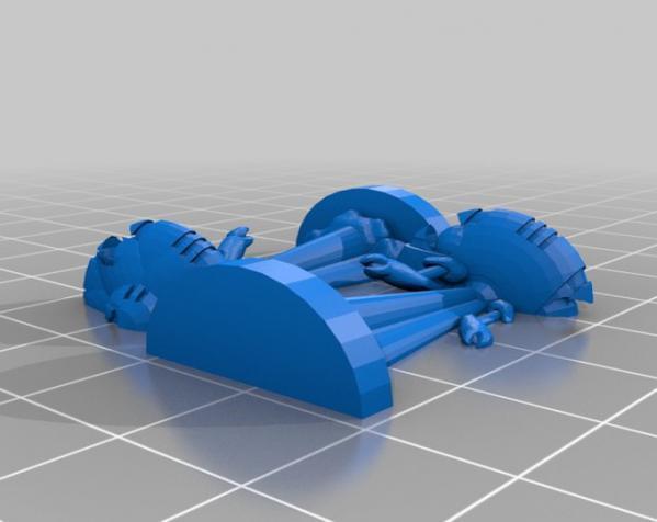 诺亚方舟棋牌游戏 3D模型  图5