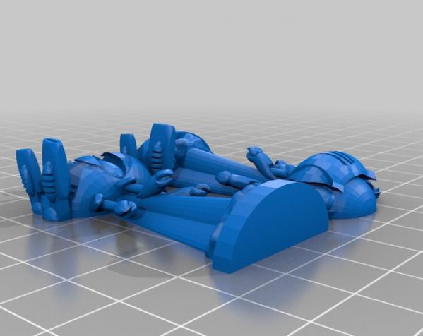 诺亚方舟棋牌游戏 3D模型  图6
