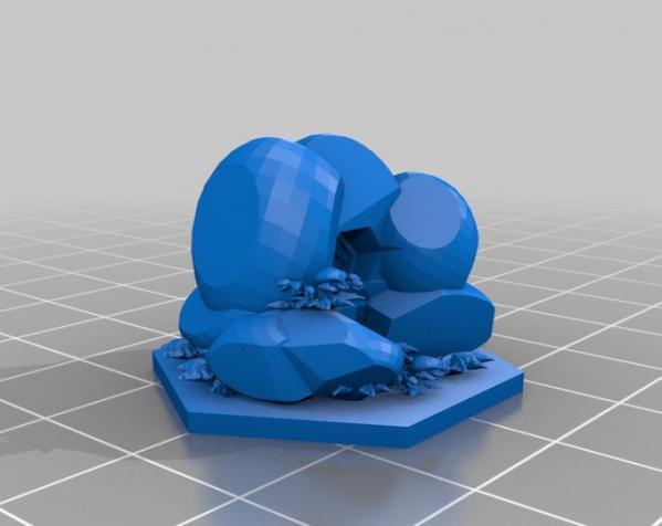 诺亚方舟棋牌游戏 3D模型  图8