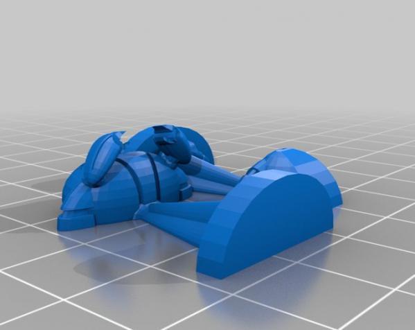 诺亚方舟棋牌游戏 3D模型  图7