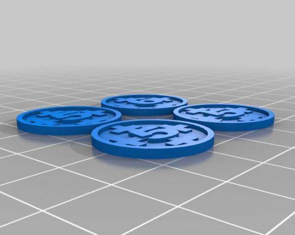 诺亚方舟棋牌游戏 3D模型  图9