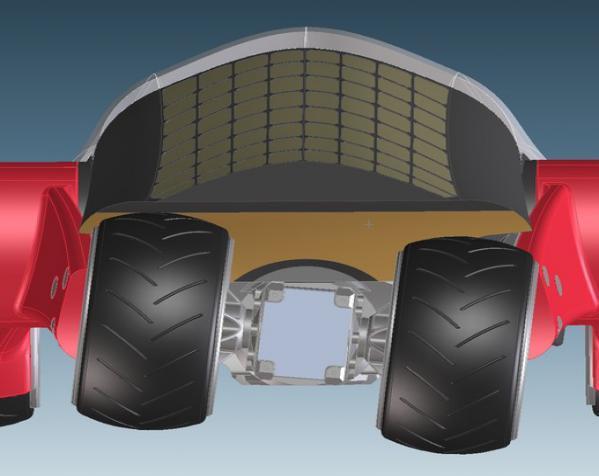 三轮车2040 3D模型  图8